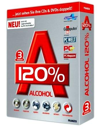 alcohol 120 + crack Скачать