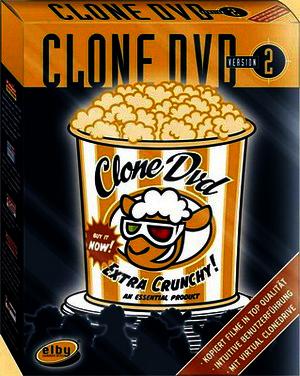 Программа CloneDVD Скачать